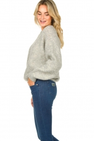 American Vintage | Oversized sweater East | grey  | Picture 6