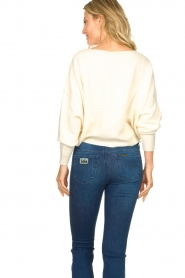American Vintage |  Knitted sweater Damsville | natural  | Picture 6