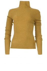 American Vintage |  Turtleneck sweater Damsville | green  | Picture 1