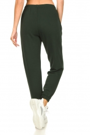 American Vintage :  Soft sweatpants Fobye | green - img6