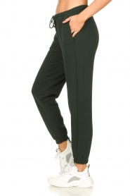 American Vintage :  Soft sweatpants Fobye | green - img5
