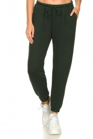 American Vintage :  Soft sweatpants Fobye | green - img4