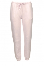 American Vintage |  Soft sweatpants Fobye | pink  | Picture 1