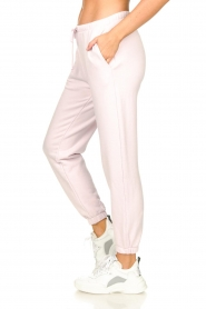 American Vintage |  Soft sweatpants Fobye | pink  | Picture 5