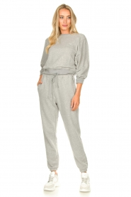 American Vintage | Sweatpants Neaford | grey  | Picture 2
