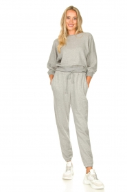 American Vintage | Sweatpants Neaford | grey  | Picture 3