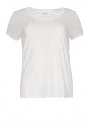 American Vintage | T-shirt ronde hals recht model  | Picture 1
