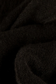 American Vintage |  Knitted scarf East | black  | Picture 3