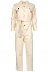 American Vintage |  Denim boiler suit Snopdog | natural  | Picture 1