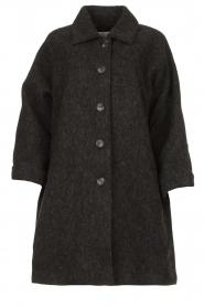 American Vintage    Wool coat Zalirow   grey    Picture 1