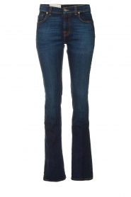7 For All Mankind |  Bootcut jeans Soho Dark | dark blue  | Picture 1