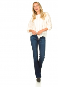 7 For All Mankind |  Bootcut jeans Soho Dark | dark blue  | Picture 2