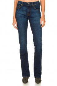 7 For All Mankind |  Bootcut jeans Soho Dark | dark blue  | Picture 4