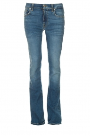 7 For All Mankind |  Bootcut jeans Soho Light | light blue  | Picture 1