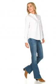 7 For All Mankind |  Bootcut jeans Soho Light | light blue  | Picture 3