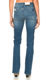 7 For All Mankind :  Bootcut jeans Soho Light | light blue - img7