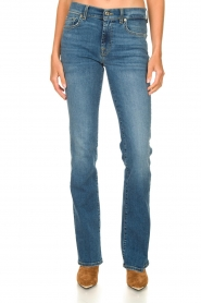 7 For All Mankind |  Bootcut jeans Soho Light | light blue  | Picture 4