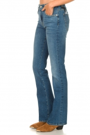 7 For All Mankind |  Bootcut jeans Soho Light | light blue  | Picture 5