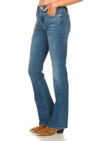 7 For All Mankind :  Bootcut jeans Soho Light | light blue - img6