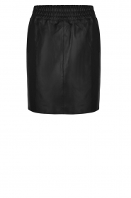 Dante 6 |  Leather skirt Eshvi | black  | Picture 1