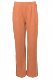 JC Sophie |  Wide pants with side pockets Fitou | pink  | Picture 1