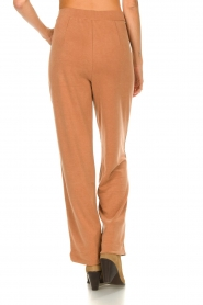 JC Sophie |  Wide pants with side pockets Fitou | pink  | Picture 6