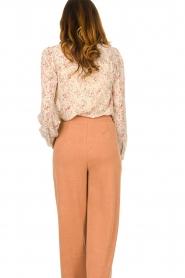 JC Sophie |  Floral blouse Felisha | naturel  | Picture 7