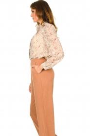 JC Sophie |  Floral blouse Felisha | naturel  | Picture 6