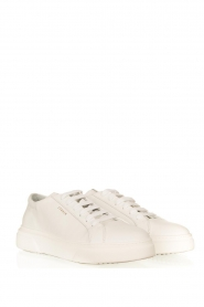 Copenhagen Studio's |  Leather sneakers CPH307 | white  | Picture 3