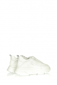 Copenhagen Footwear |  Leather sneakers CPH40 | white  | Picture 5