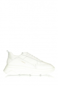 Copenhagen Footwear |  Leather sneakers CPH40 | white  | Picture 1