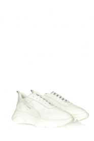 Copenhagen Footwear |  Leather sneakers CPH40 | white  | Picture 4