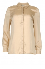 Dante 6 |  Silk stretch blouse Zayn | natural  | Picture 1