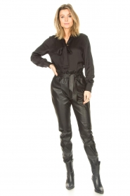 Dante 6    Blouse Bluebell   black    Picture 4