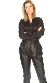 Dante 6    Blouse Bluebell   black    Picture 5