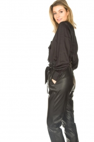 Dante 6    Blouse Bluebell   black    Picture 6
