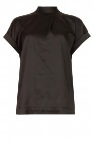 Dante 6 |  Satin top Opium | black  | Picture 1