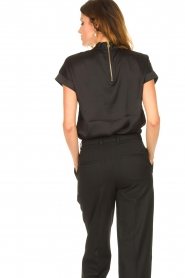 Dante 6 |  Satin top Opium | black  | Picture 6