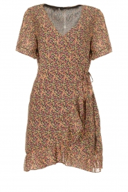 Freebird |  mini dress florals Rosy | Multi   | Picture 1
