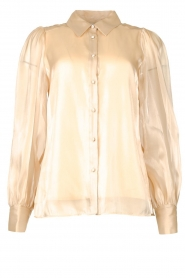 Dante 6 |  See-through blouse Mauri | natural  | Picture 1