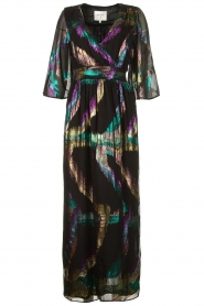 Dante 6 |  Maxi-dress Karyn | black  | Picture 1