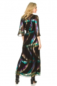 Dante 6 |  Maxi-dress Karyn | black  | Picture 5