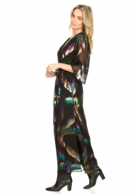 Dante 6 |  Maxi-dress Karyn | black  | Picture 4
