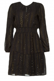 Dante 6 |  Openwork dress Okala | black  | Picture 1