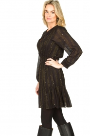 Dante 6 |  Openwork dress Okala | black  | Picture 5