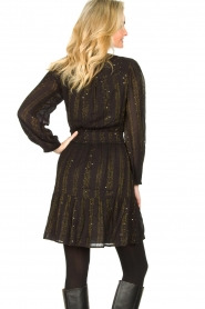 Dante 6 |  Openwork dress Okala | black  | Picture 7