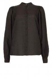 Dante 6 |  Basic blouse Lua | black  | Picture 1