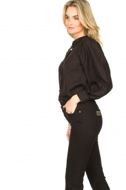Dante 6 |  Basic blouse Lua | black  | Picture 5