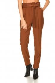 Dante 6 |  Trousers Brandoo | brown  | Picture 4