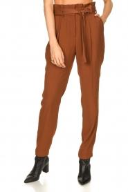 Dante 6 |  Trousers Brandoo | brown  | Picture 5